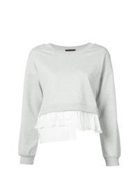 graues Sweatshirt von Boutique Moschino