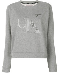 graues Sweatshirt von CK Calvin Klein