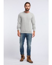 graues Sweatshirt von Dreimaster