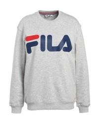 Graues Sweatshirt von Fila
