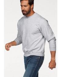 graues Sweatshirt von Fruit of the Loom