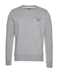 graues Sweatshirt von Gant