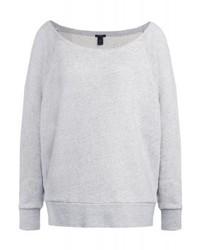 graues Sweatshirt von J.Crew