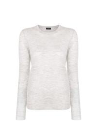 graues Sweatshirt von Joseph
