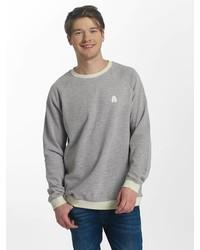 graues Sweatshirt von Just Rhyse