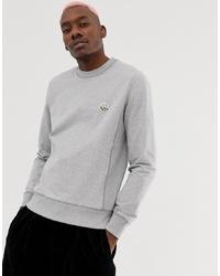 graues Sweatshirt von Love Moschino
