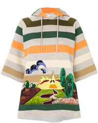 graues Sweatshirt von Marc Jacobs