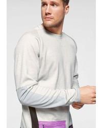 graues Sweatshirt von Nike