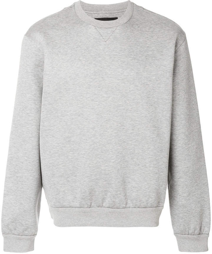 €573, graues Sweatshirt von Prada
