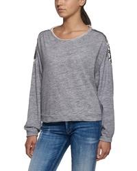 graues Sweatshirt von Replay