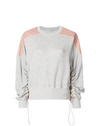 graues Sweatshirt von Stella McCartney