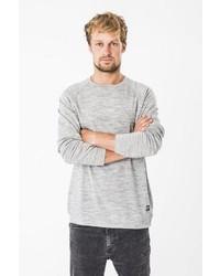 graues Sweatshirt von super natural
