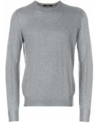 graues Sweatshirt von Tagliatore