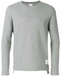 graues Sweatshirt von Thom Browne