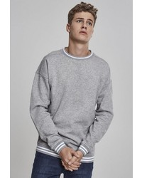graues Sweatshirt von Urban Classics