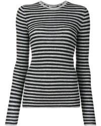 graues Sweatshirt von Vince