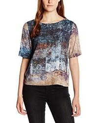 graues T-shirt von Calvin Klein Jeans