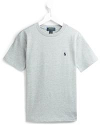 graues T-shirt von Ralph Lauren