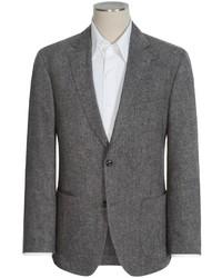 Graues Tweed Sakko