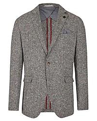 graues Tweed Sakko von Daniel Hechter