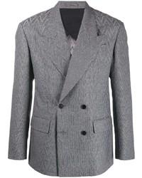 graues Zweireiher-Sakko von Versace