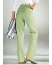 grüne Anzughose von COSMA
