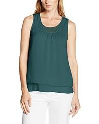 grüne Bluse von s.Oliver