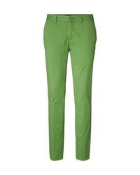 grüne Chinohose von Marc O'Polo