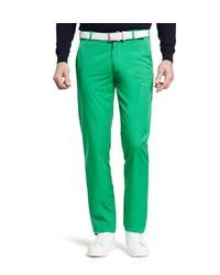 grüne Chinohose von MEYER