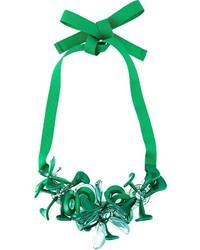 grüne Halskette von P.A.R.O.S.H.
