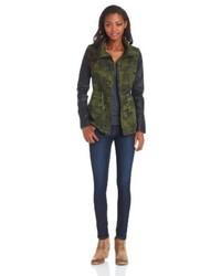 attraktiv und langlebig Talsohle Preis 60% Rabatt Grüne Jacke für Damen kombinieren (28 Kombinationen ...