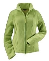 grüne Jacke von Schöffel