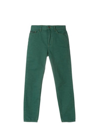 grüne Jeans von Calvin Klein Jeans