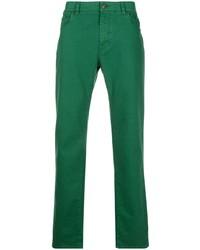 grüne Jeans von Etro