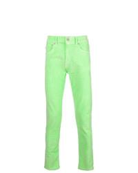 grüne Jeans von Paura