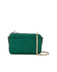 grüne Leder Umhängetasche von RED Valentino