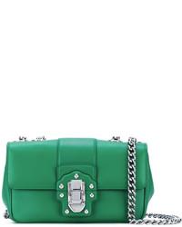 grüne Ledertaschen von Dolce & Gabbana