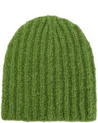 grüne Mütze von Isabel Marant