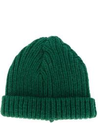 grüne Mütze von Marni