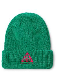 grüne Mütze von Nike