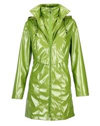 grüne Regenjacke von MONA