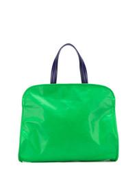 grüne Shopper Tasche aus Leder von Marni