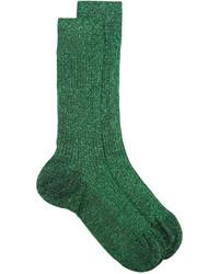 grüne Socken von DSQUARED2