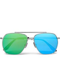 grüne Sonnenbrille von Acne Studios