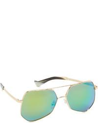 grüne Sonnenbrille von Grey Ant