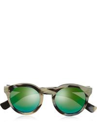 grüne Sonnenbrille von Illesteva