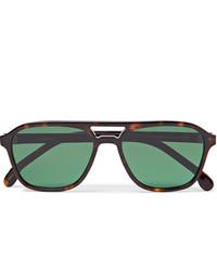 grüne Sonnenbrille von Paul Smith