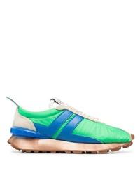 grüne Sportschuhe von Lanvin
