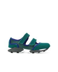 grüne Sportschuhe von Marni