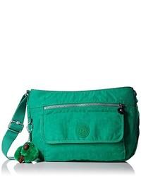 grüne Taschen von Kipling